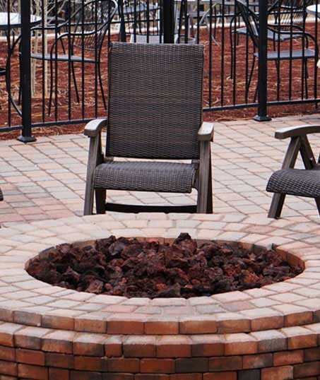 U.S. Green Pros a division of AKA Landscapes Outdoor Fire Pits