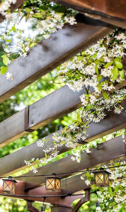 U.S. Green Pros a division of AKA Landscapes Pergola