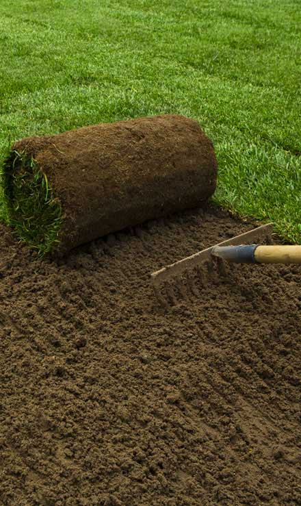 U.S. Green Pros a division of AKA Landscapes Sod Installation