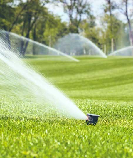 U.S. Green Pros a division of AKA Landscapes Sprinkler Installation