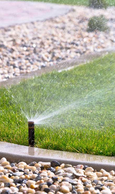 U.S. Green Pros a division of AKA Landscapes Sprinkler System Repairs