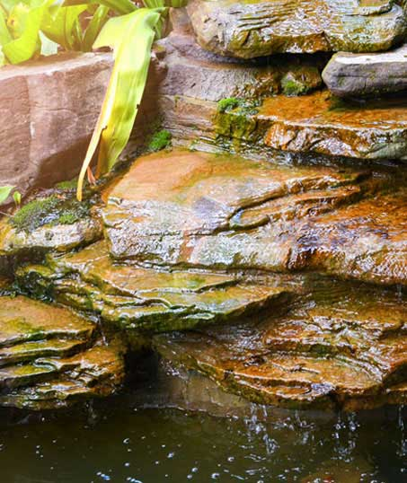 U.S. Green Pros a division of AKA Landscapes Commercial Water Features