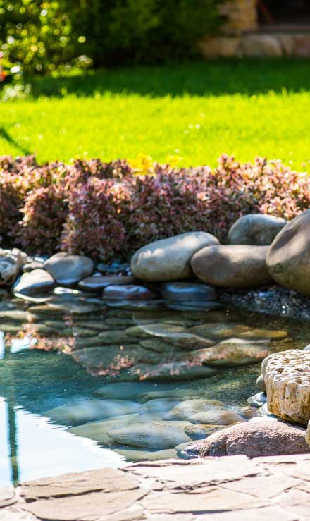 U.S. Green Pros a division of AKA Landscapes Residential Water Features